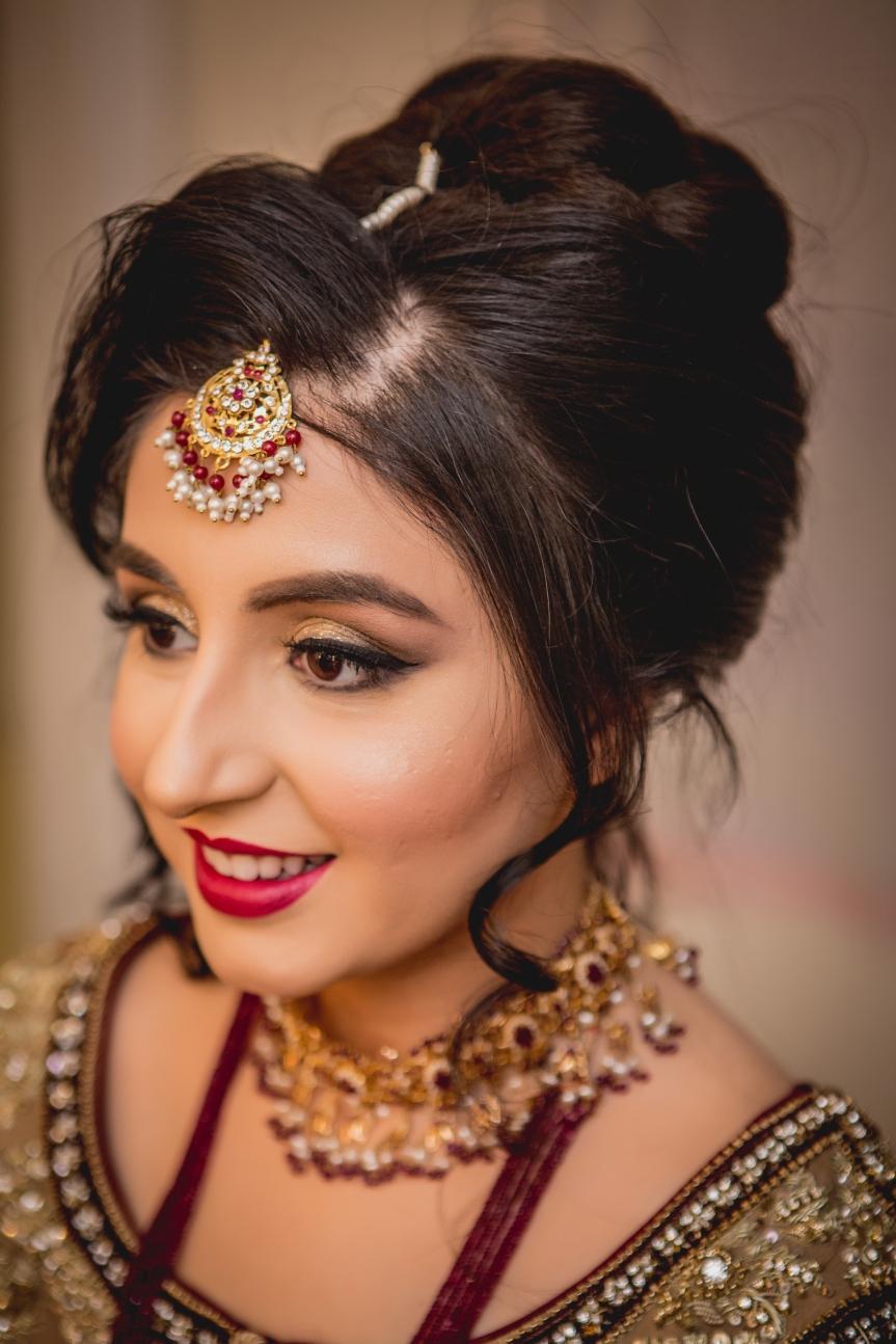 Wedding Planning – Hair & Makeup (SummeraStudio)